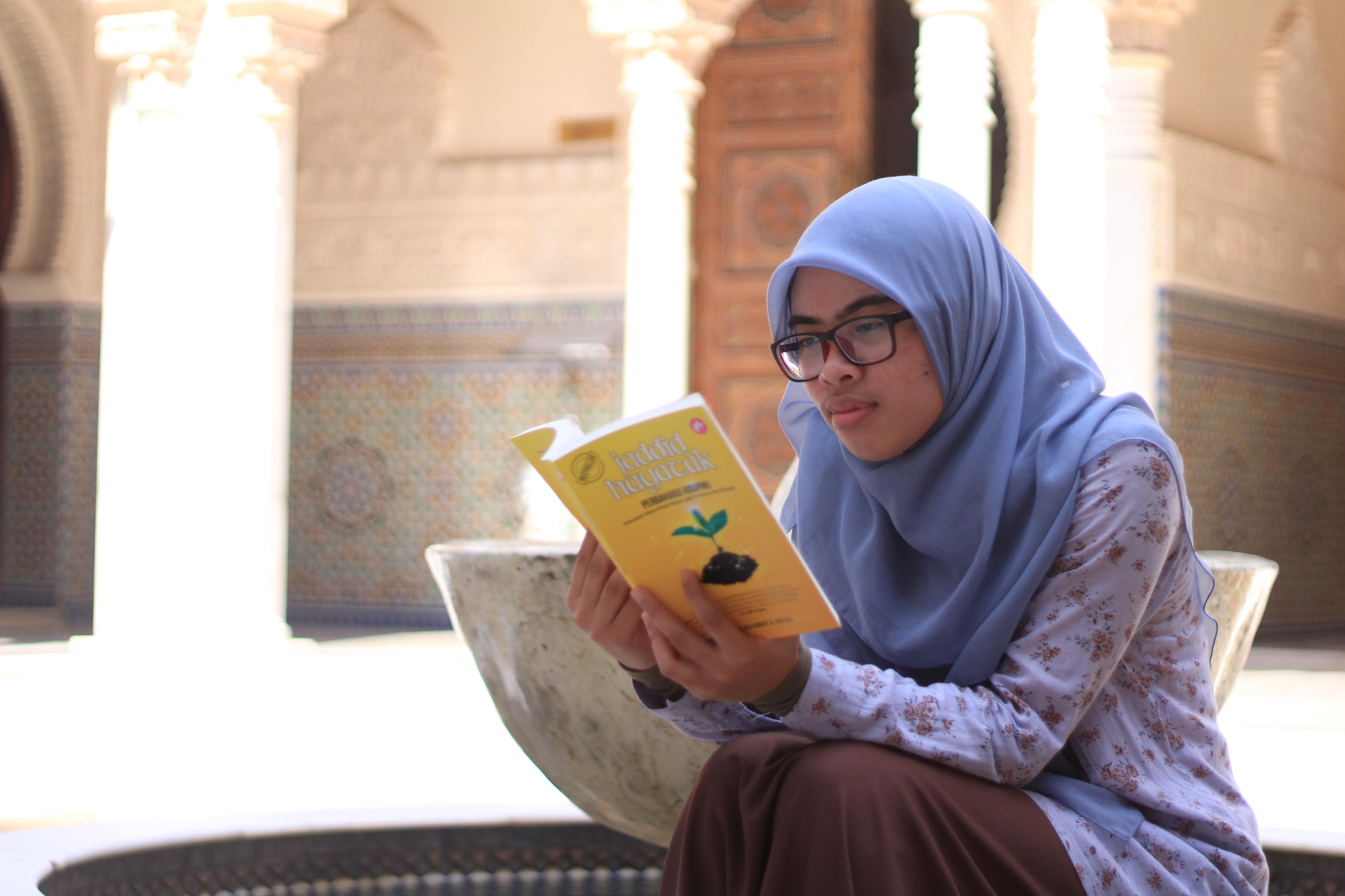 Banyak Membaca adalah Satu Keajaiban Dunia Zaman Ini