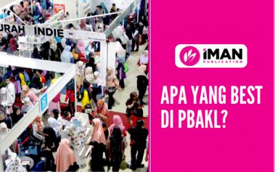 Apa Yang Best Di Pesta Buku Antarabangsa Kuala Lumpur(PBAKL)?