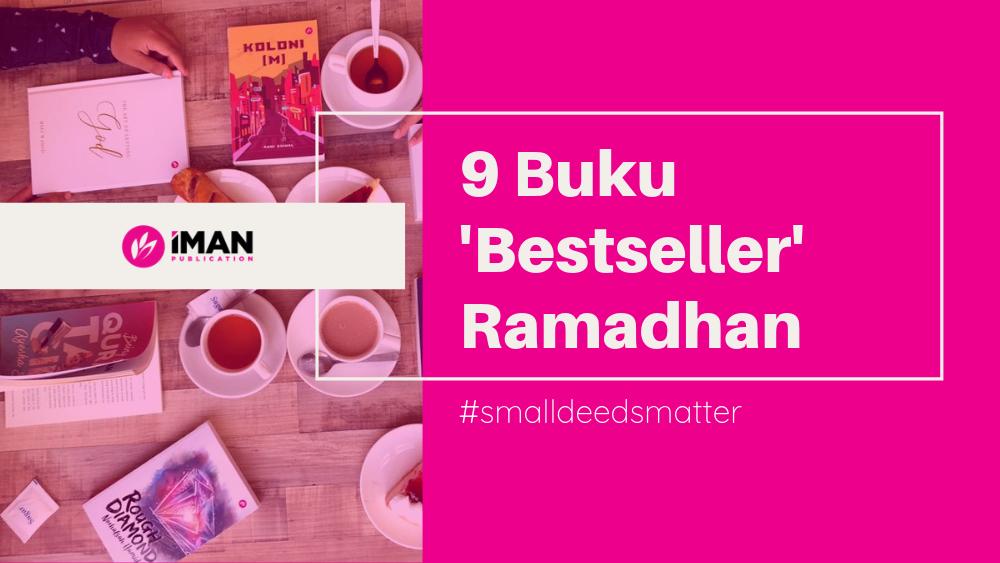 9 Buku Bestseller Ramadhan