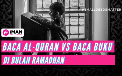 Baca al-Quran vs Baca Buku di Bulan Ramadhan