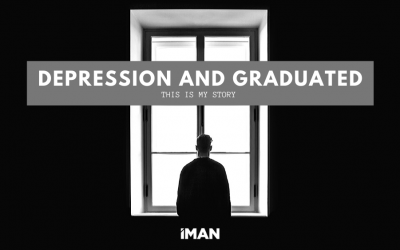 Depression and Graduated – This Is My Story