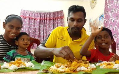 Sugu dan Pavithra: Mengejar 'Passion' Walaupun Dalam Kekurangan